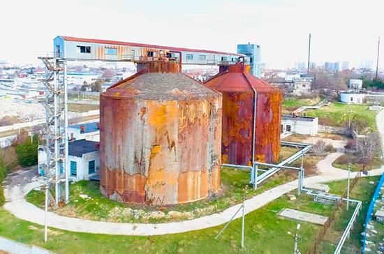 Почти 3 миллиарда рублей на достройку очистных сооружений «Южные» в Севастополе включат в ФЦП