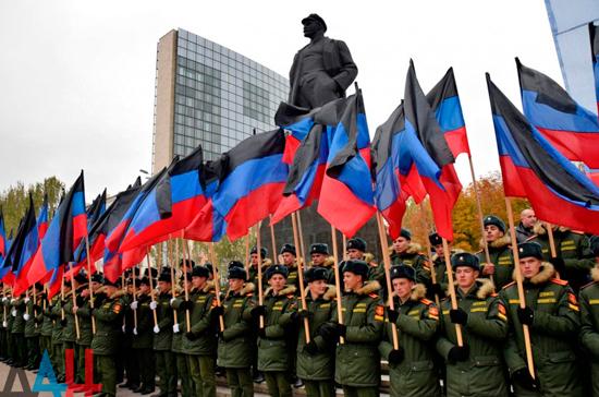 В ДНР начались выборы депутатов Молодёжного парламента