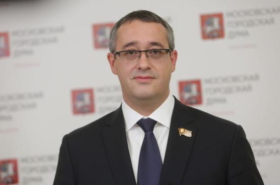 Шапошников назвал технологию электронного голосования будущим избирательной системы