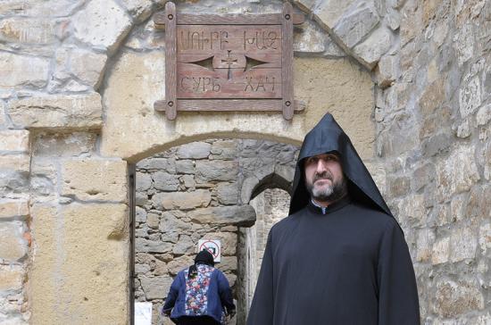 Армяне живут в Крыму больше двух тысяч лет