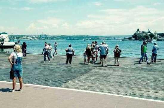 В Севастополе планируют отреставрировать Графскую пристань и Памятник затопленным кораблям