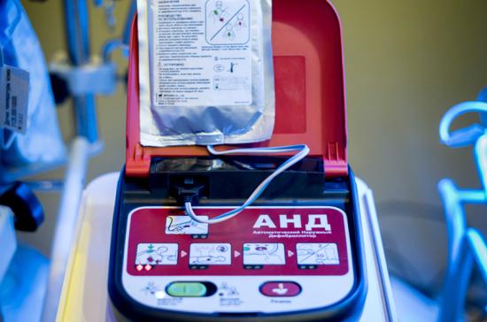 Дефибрилляторы могут появиться в каждом самолёте