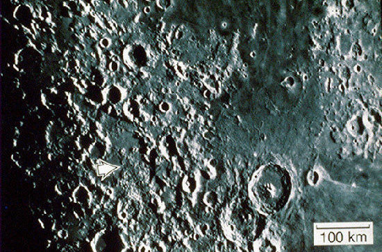 Кто впервые покорил лунные горы