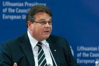 Глава МИД Литвы призвал Эстонию быть осторожной в диалоге с Россией
