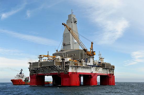 Топливо для кораблей геологоразведки освободят от таможенных пошлин