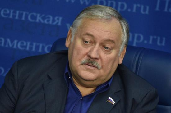 Затулин объяснил, почему Россия выжидала с упрощённым предоставлением гражданства жителям Донбасса