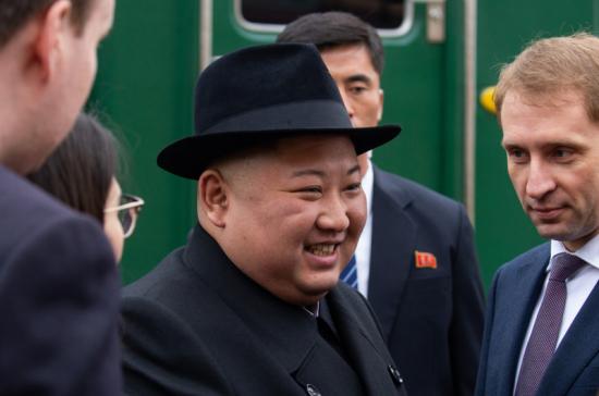 Зачем Ким Чен Ын приехал в Россию?