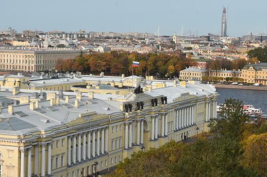 В Петербурге вместо судебного квартала построят парк