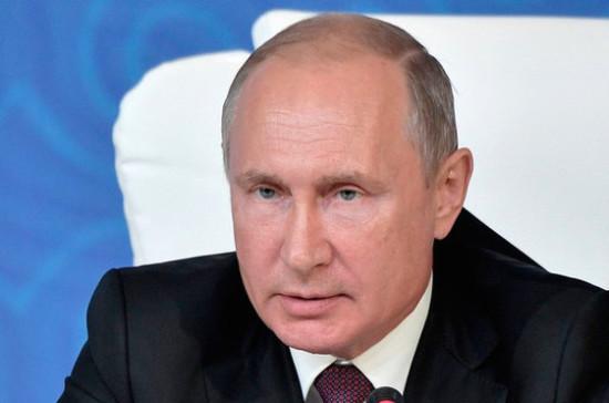Путин заявил, что не собирался провоцировать Киев указом о паспортах для жителей Донбасса