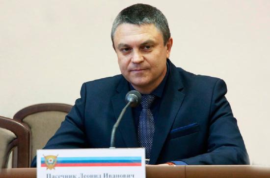 В ЛНР выстроились длинные очереди за российскими паспортами