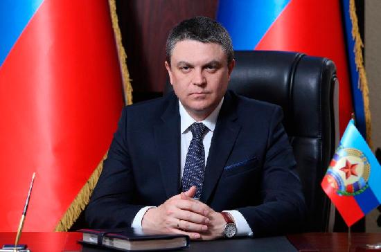 Глава ЛНР рассказал о реакции жителей республики на решение России о гражданстве