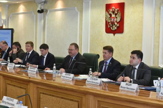 В Совфеде призвали усилить работу по оптимизации полномочий муниципалитетов