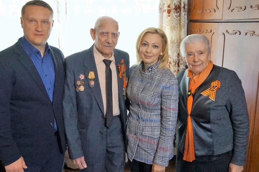 Тимофеева: ветераны Великой Отечественной войны во всём подают нам пример