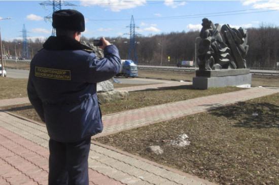 Свыше 500 памятников привели в порядок в Подмосковье перед Днём Победы