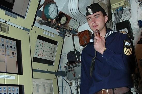 В России отмечают День связистов ВМФ