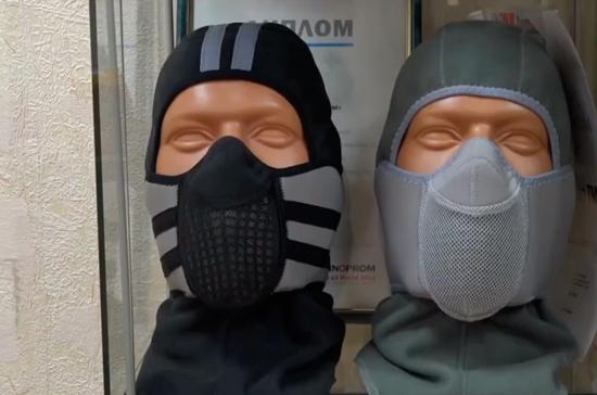 Челябинские учёные разработали уникальные маски от пыльных бурь