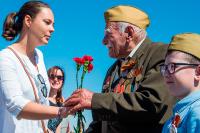 Участникам Великой Отечественной войны повысили пенсии