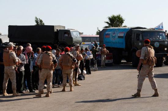 Российская авиация уничтожила позиции террористов, обстрелявших Хмеймим