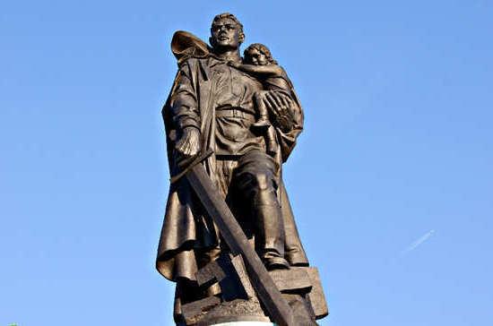 Советский воин-освободитель из берлинского мемориала является исторической личностью