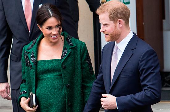 В СМИ появились подробности о рождении нового принца