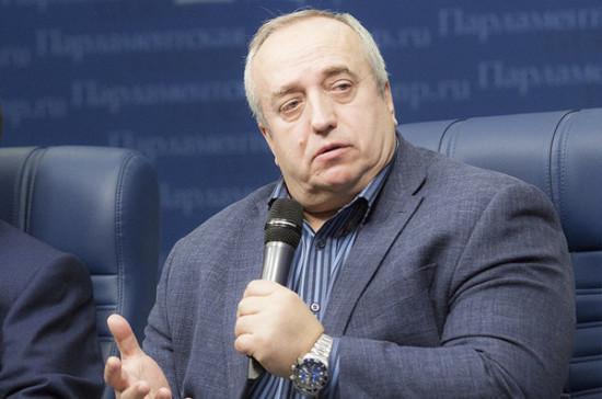 Клинцевич: одна из главных целей российской госполитики — борьба с искажением истории ВОВ