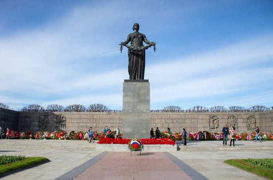 Россия чтит память 500 тысяч жертв блокады Ленинграда