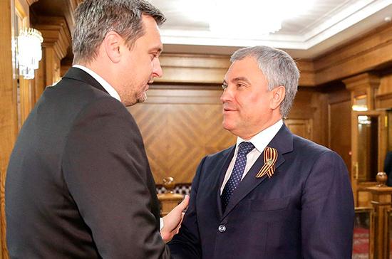 Парламент Словакии выступает против антироссийских санкций
