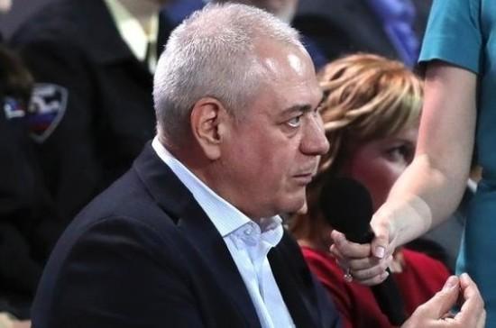 СМИ: умер журналист Сергей Доренко