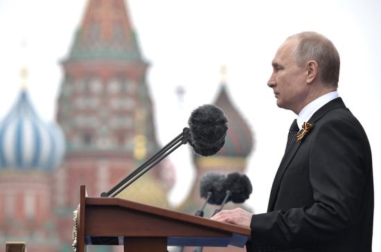 Путин: Россия готова выполнить главный завет воинов Великой Отечественной войны