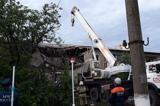 В Ростовской области в жилом доме взорвался газ, погибли двое
