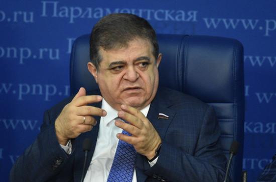 Джабаров прокомментировал учения украинских военных по захвату судов
