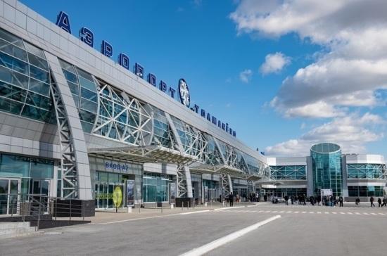 В аэропорту Новосибирска на 8 часов отложили вылет лайнера SSJ-100