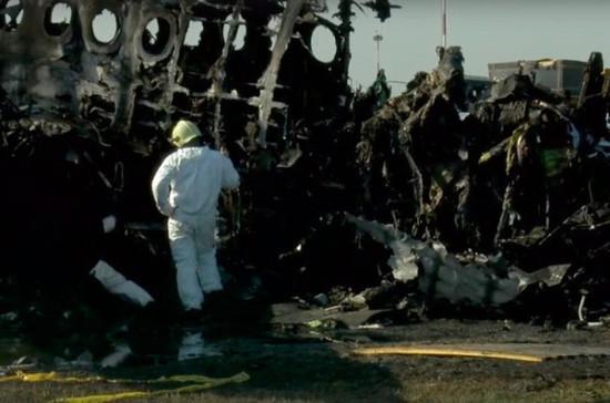 Опознаны тела всех погибших в катастрофе в Шереметьеве