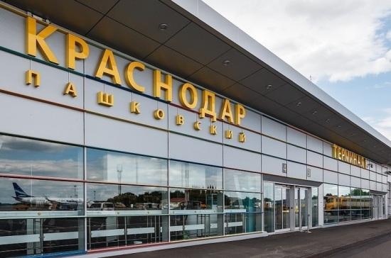 Sukhoi Superjet 100 не вылетел из Краснодара по техническим причинам