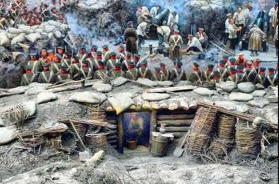 Панорама «Оборона Севастополя» пережила второе рождение