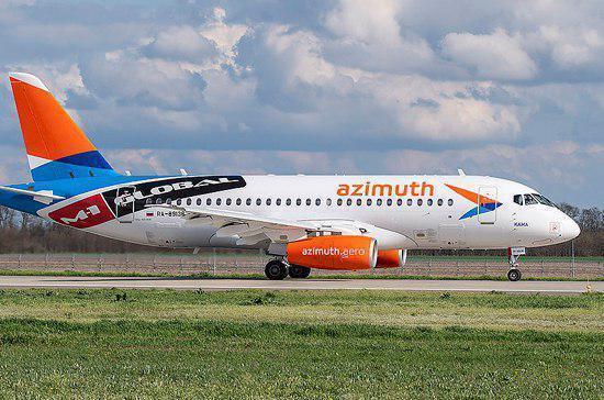 Компания «Азимут» вернула деньги пассажирам отменённого рейса Новосибирск — Ростов-на-Дону на SSJ