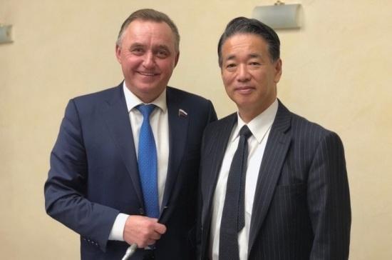 Шулепов отметил роль регионов России и Японии в укреплении двусторонних связей