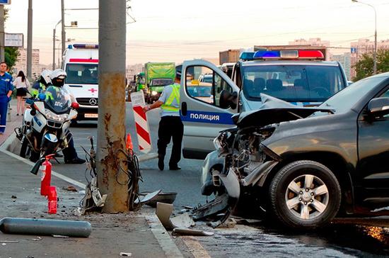 Пьяных водителей могут приравнять к убийцам