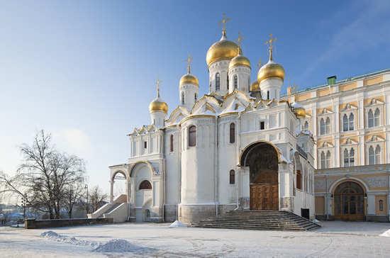 На росписях кремлёвского собора изображены мудрецы-язычники