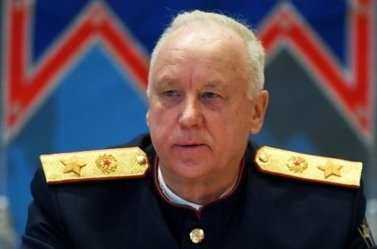Бастрыкин заявил о миллиардных хищениях в Роскосмосе