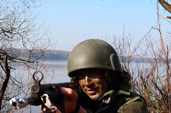 Союз стрелков Литвы научат использовать вооружение, соответствующее стандартам НАТО