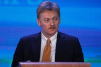 Песков прокомментировал новые антироссийские санкции Украины
