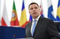 Премьер Эстонии заявил об отсутствии территориальных претензий к России