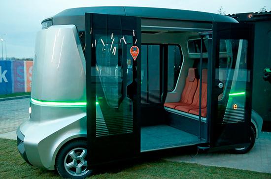 Беспилотные автомобили получат особые права