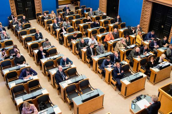 Главе МВД Эстонии, заявившему о территориальных претензиях к РФ, готовят вотум недоверия