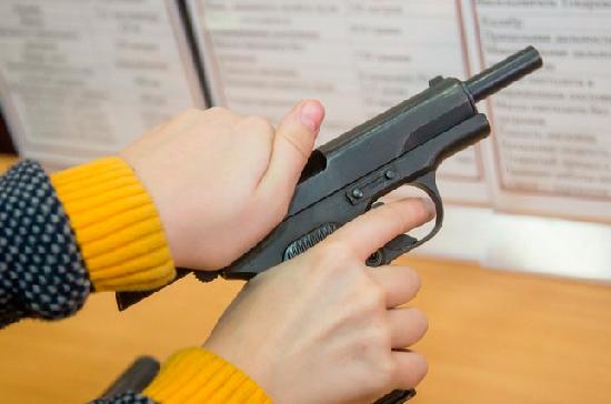 Количество оружия на руках у населения останется прежним