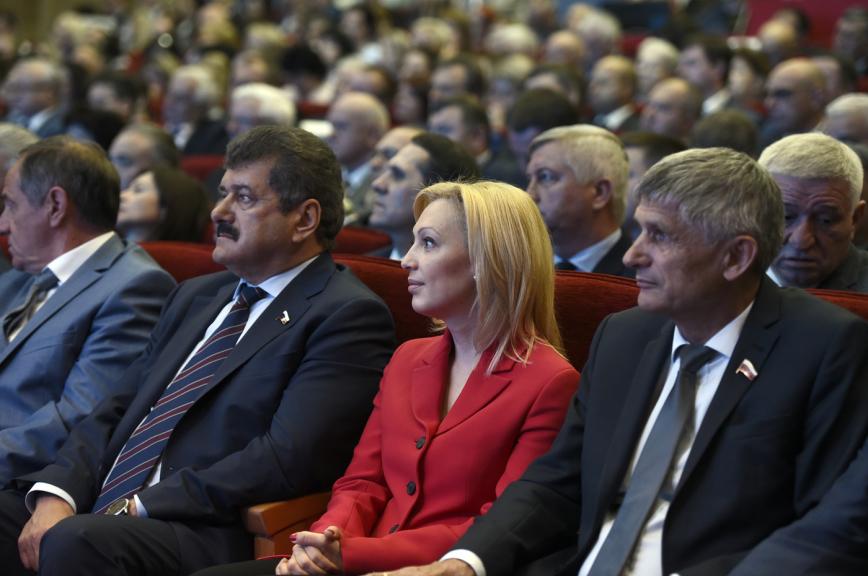 Тимофеева: власти и жители Ставрополья должны работать в интересах края