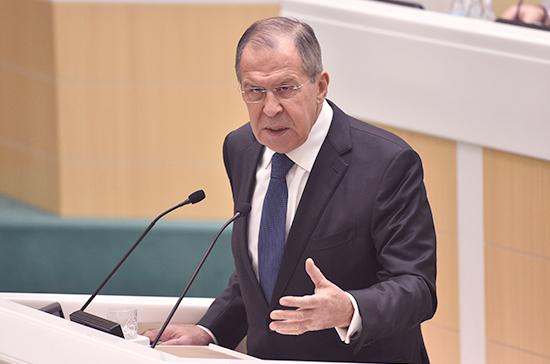 Лавров надеется на урегулирование кризиса отношений России и ПАСЕ в июне