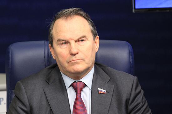 Морозов не исключил, что история с площадкой в Рязани связана с борьбой за пост мэра