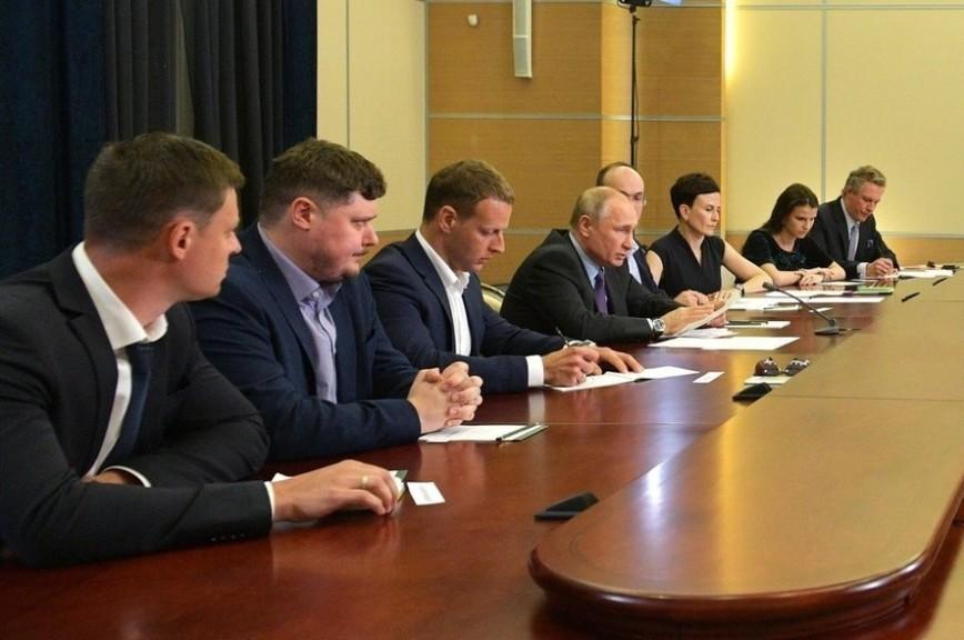 Путин объяснил сложность взаимодействия российской науки и бизнеса
